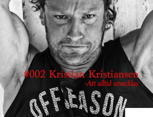 Kristian Kristiansen – att alltid utvecklas – The FLAWD podcast (episode #002)