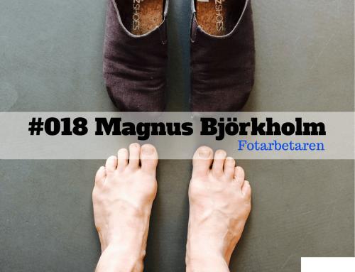 Magnus Björkholm – Fotarbetaren –  The FLAWD podcast (episode #018)