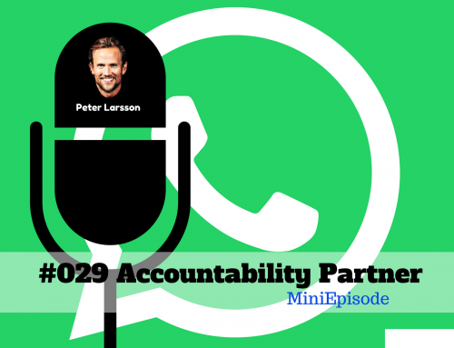Accountability Partner – Miniepisode  The FLAWD podcast (#029)