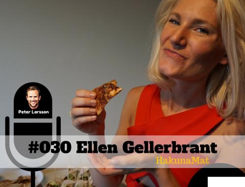 Ellen Gellerbrant – Hakuna Mat – The FLAWD podcast (#030)