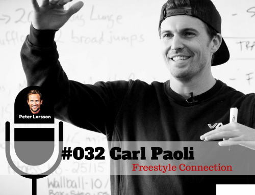 Carl Paoli – Freestyle Connection – The FLAWD podcast (#032)