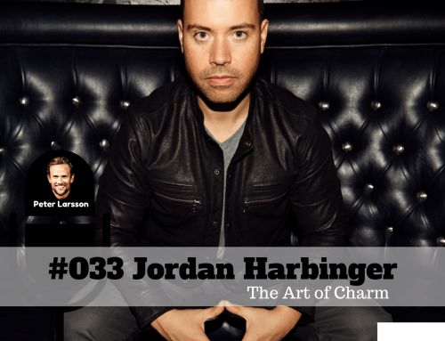 Jordan Harbinger – The Art of Charm  – The FLAWD podcast (#033)
