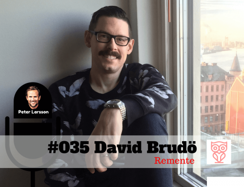David Brudö – Remente – The FLAWD podcast (#035)