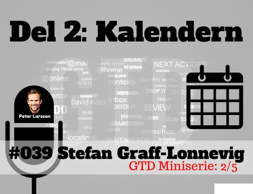 Stefan Graff-Lonnevig – GTD miniserie del 2 av 5  – Kalendern – The FLAWD podcast (#039)