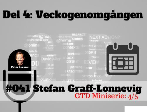 Stefan Graff-Lonnevig – GTD miniserie del 4 av 5  – Veckogenomgången – The FLAWD podcast (#041)