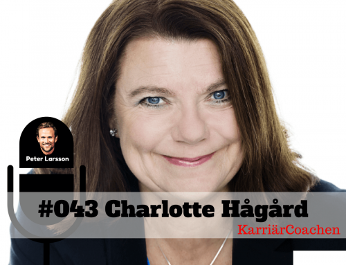 Charlotte Hågård  – Karriärcoachen – The FLAWD podcast (#043)