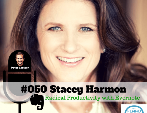 Stacey Harmon – Radical Productivity with Evernote – The FLAWD Podcast (#050)