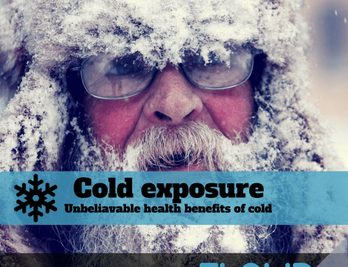 The unbelievable benefits of cold exposure