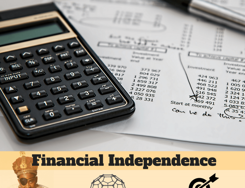 Optimize your Financial Fitness and reach Financial Independence