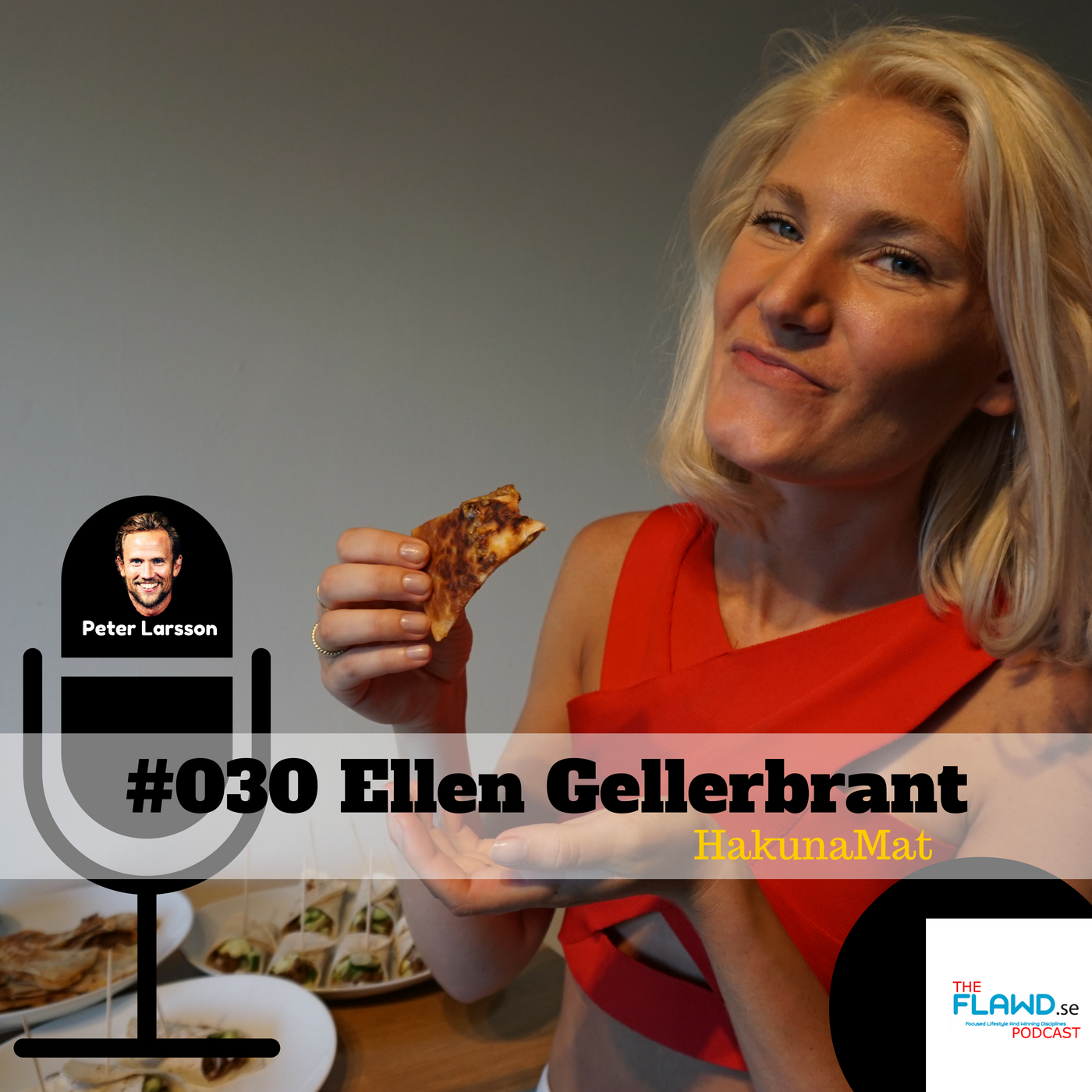 Ellen Gellerbrant – Hakuna Mat – The FLAWD podcast (#030)