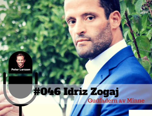 Idriz Zogaj – Gudfadern av Minne – The FLAWD Podcast (#046)