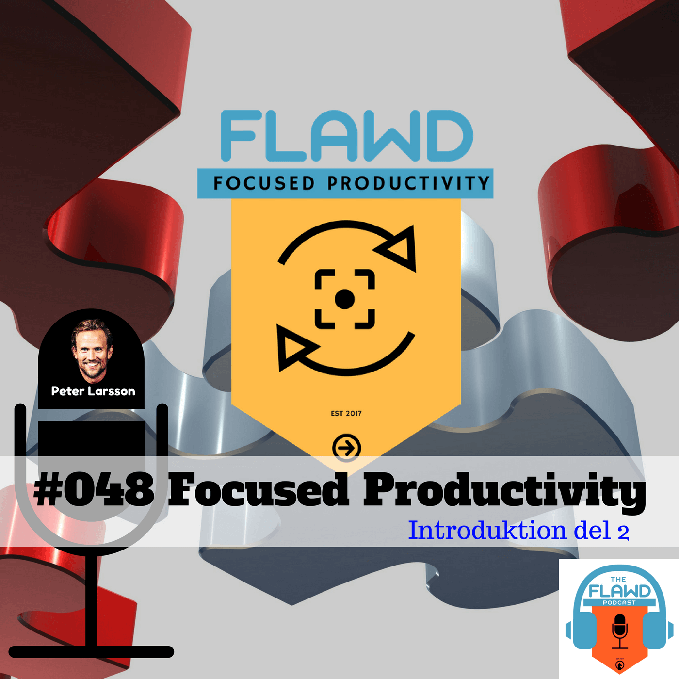 Introduktion till Focused Productivity del 2- The FLAWD Podcast (#048)