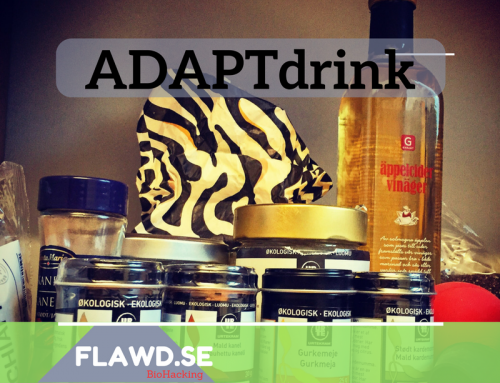 ADAPTdrink!