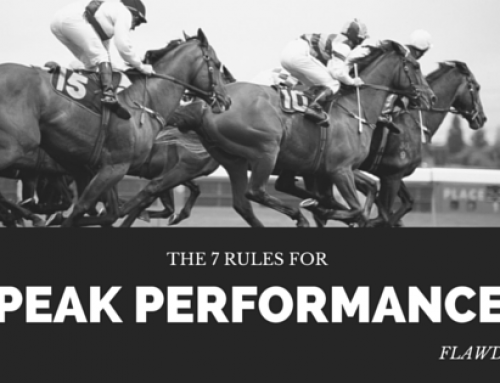 The 7 rules of Peak Performance